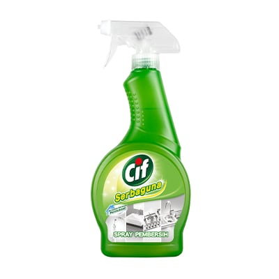 CIF Spray Serbaguna 500ml - Simple and maximally clean every surfaces.