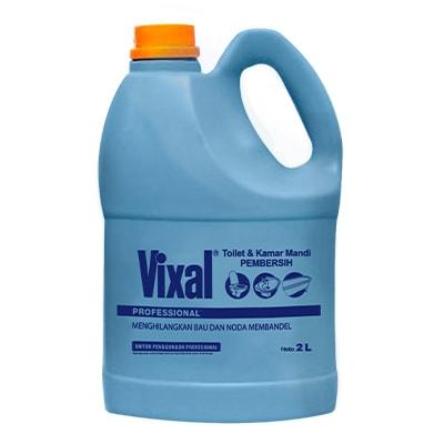 Vixal Pro TC Acid ID 2L - Tangguh hilangkan bau dan noda membandel.