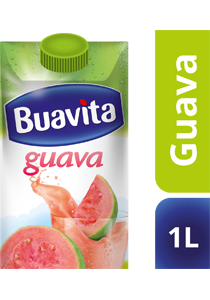 Buavita Guava 1L - Buavita, most favourite juice made with real fruits, fresh and healthy