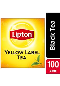 Lipton Yellow Label 100 Tea Bag Non Envelope - Sir Thomas Lipton, varian teh kualitas premium dengan harga yang terjangkau.