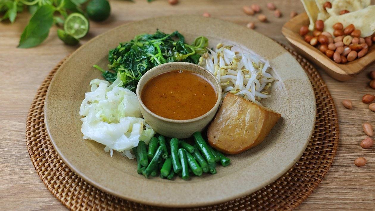 Pecel Madiun Recipe Unilever Food Solutions Id