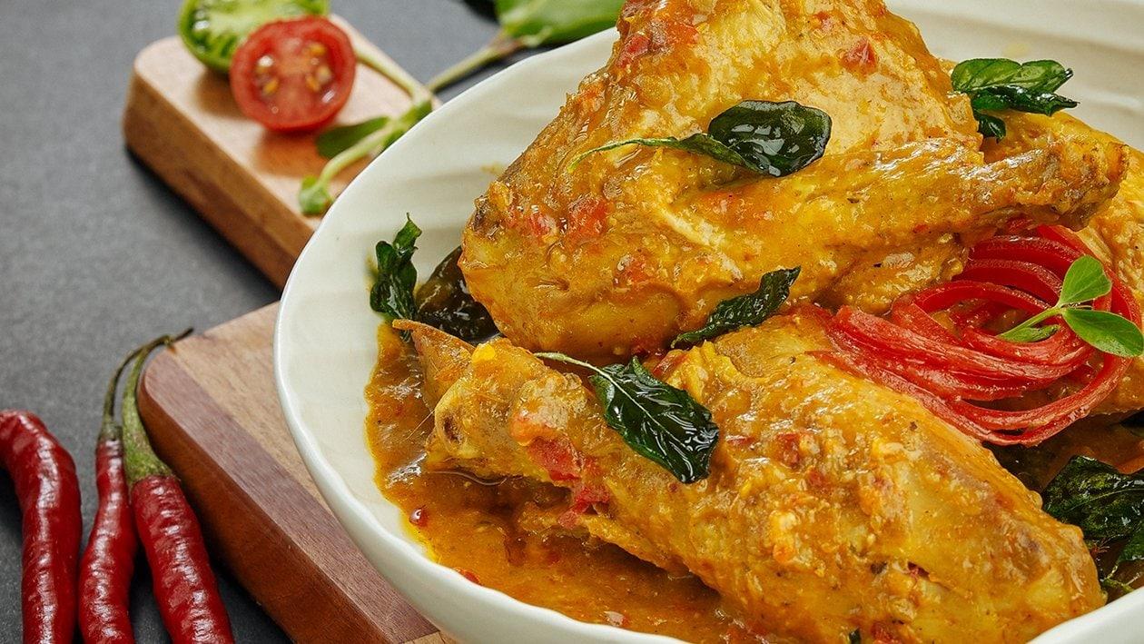 Woku Chicken by Chef Deden Gumilar