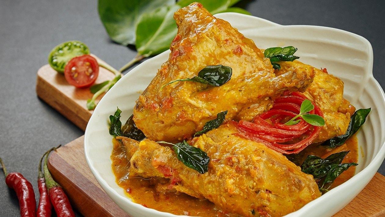 Ayam Woku - Recipe Unilever Food Solutions ID