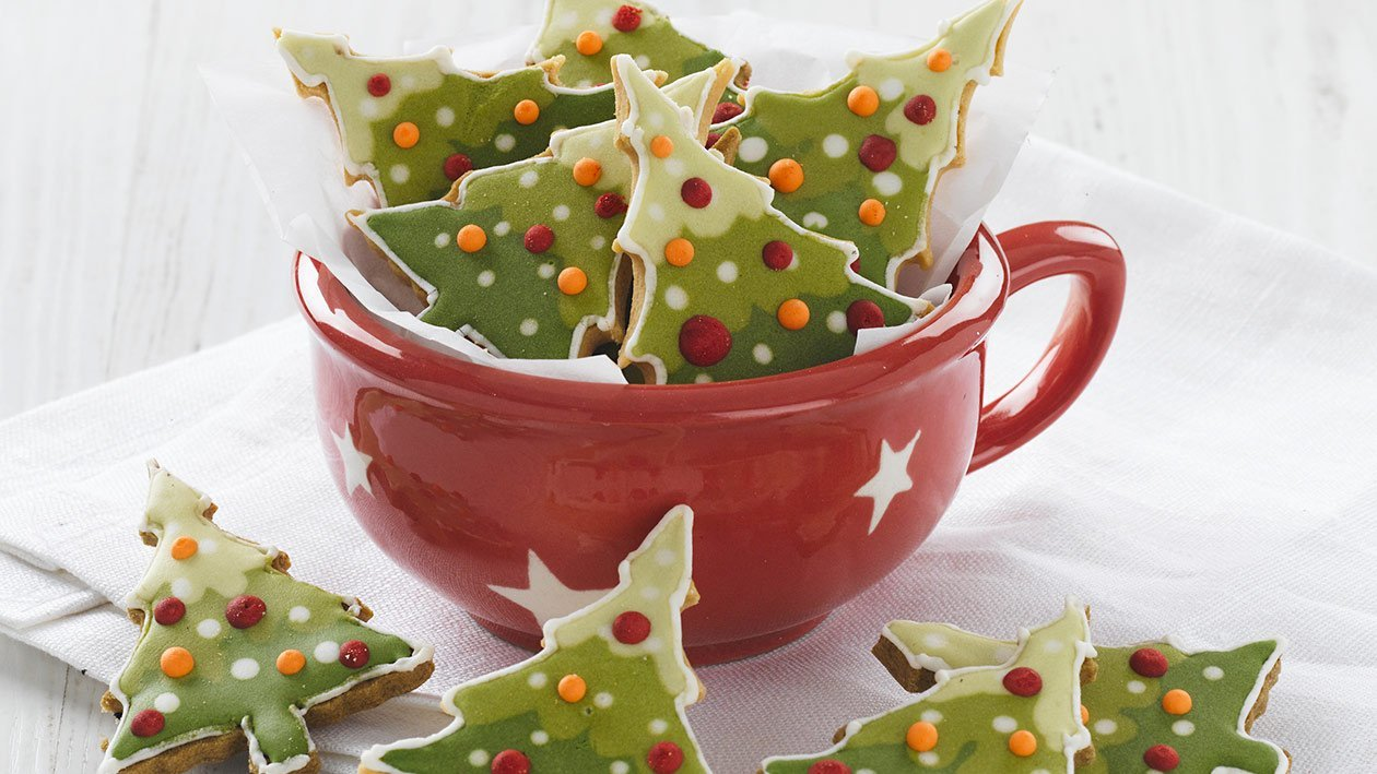 Almond Christmas Cookies