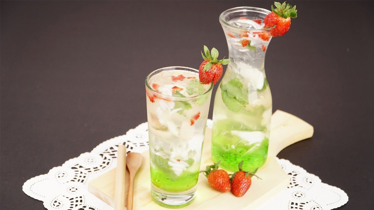 Lychee Coconut Booster