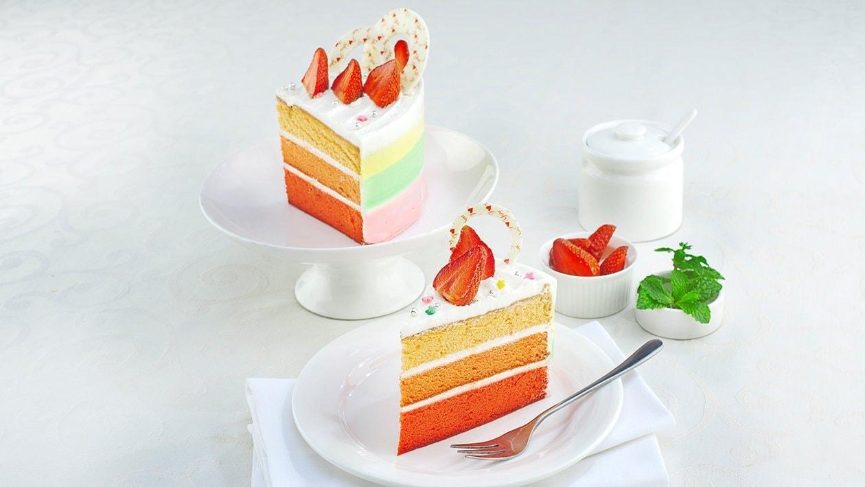 Pinky Mellow Cake