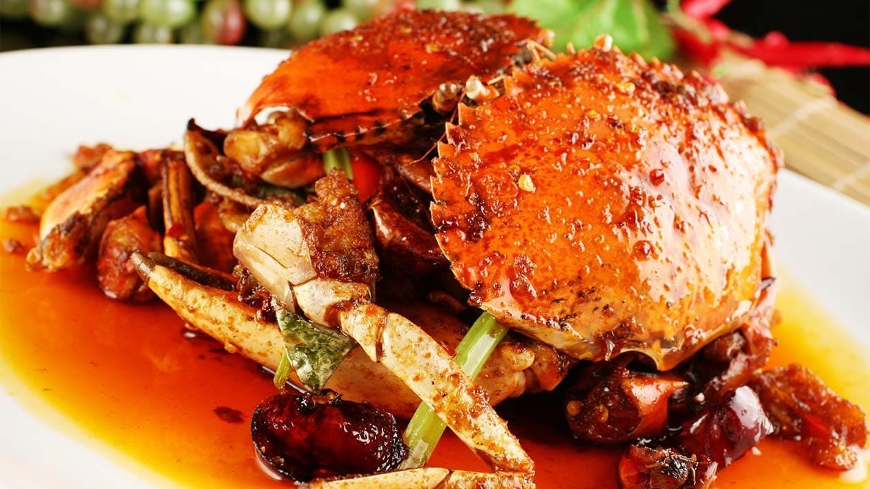 Kepiting Saur Tiram Recipe Unilever Food Solutions Id