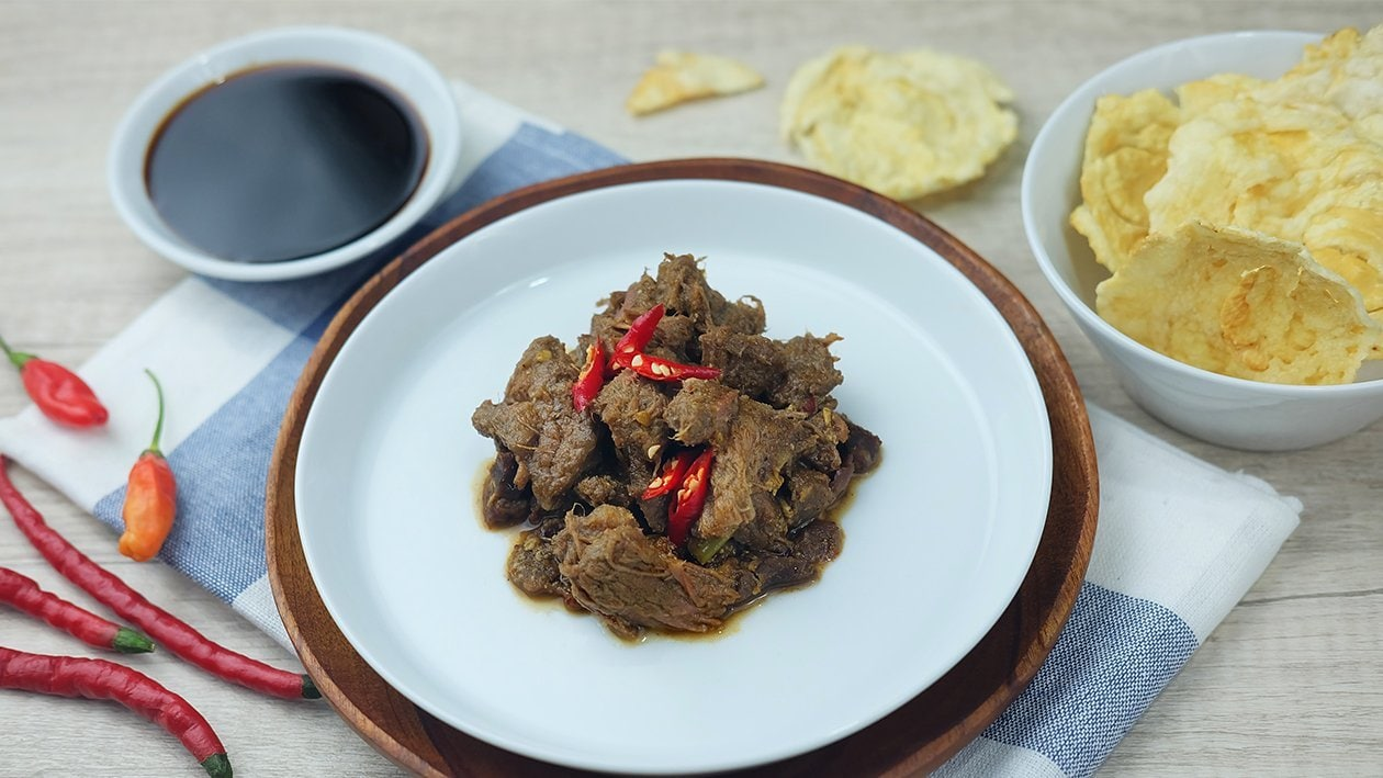 Offal/Meat Stew