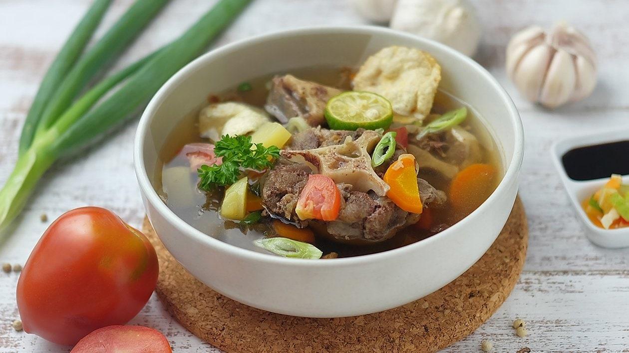 Sop Buntut - Recipe Unilever Food Solutions ID