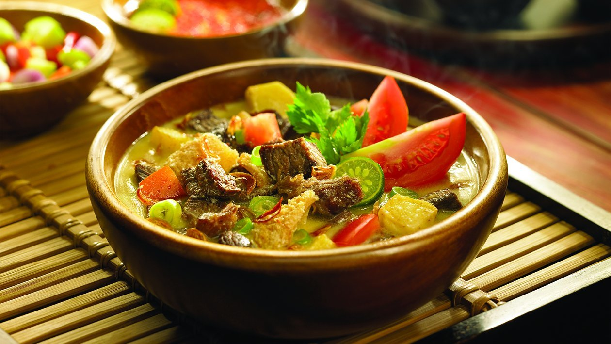 Soto Betawi - Recipe Unilever Food Solutions ID