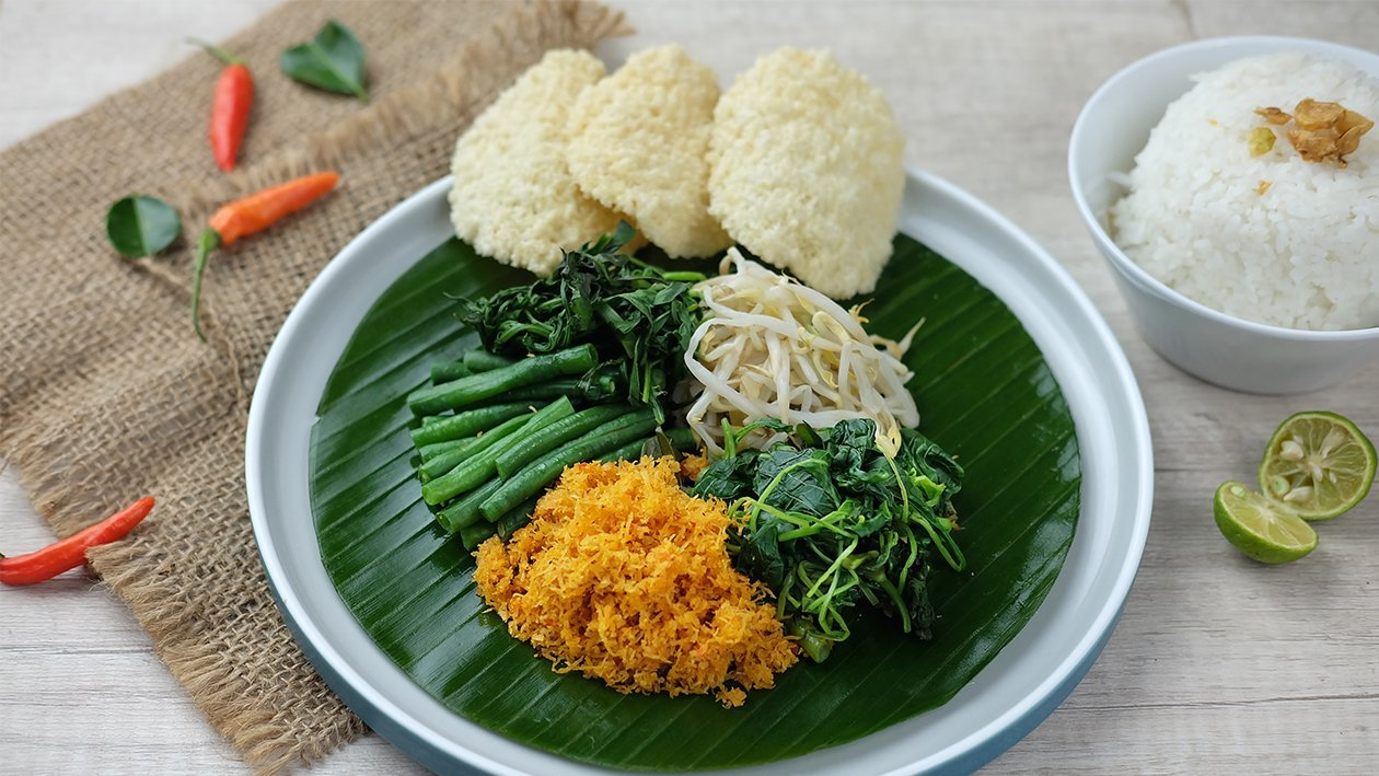 Urap Urap Recipe Unilever Food Solutions Id