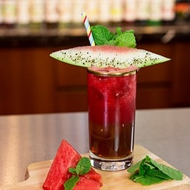 Watermelon Tea Twist