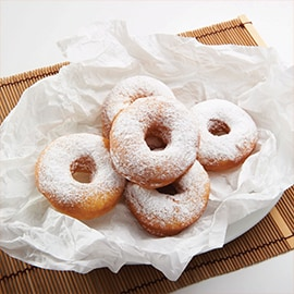 1. Potato Donuts