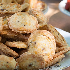 3. Potato Cookies