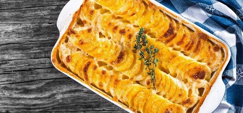 6 Resep Kentang Sederhana: Bahan Makanan yang Serba Guna ...