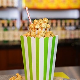 Pop Corn Tea-Park
